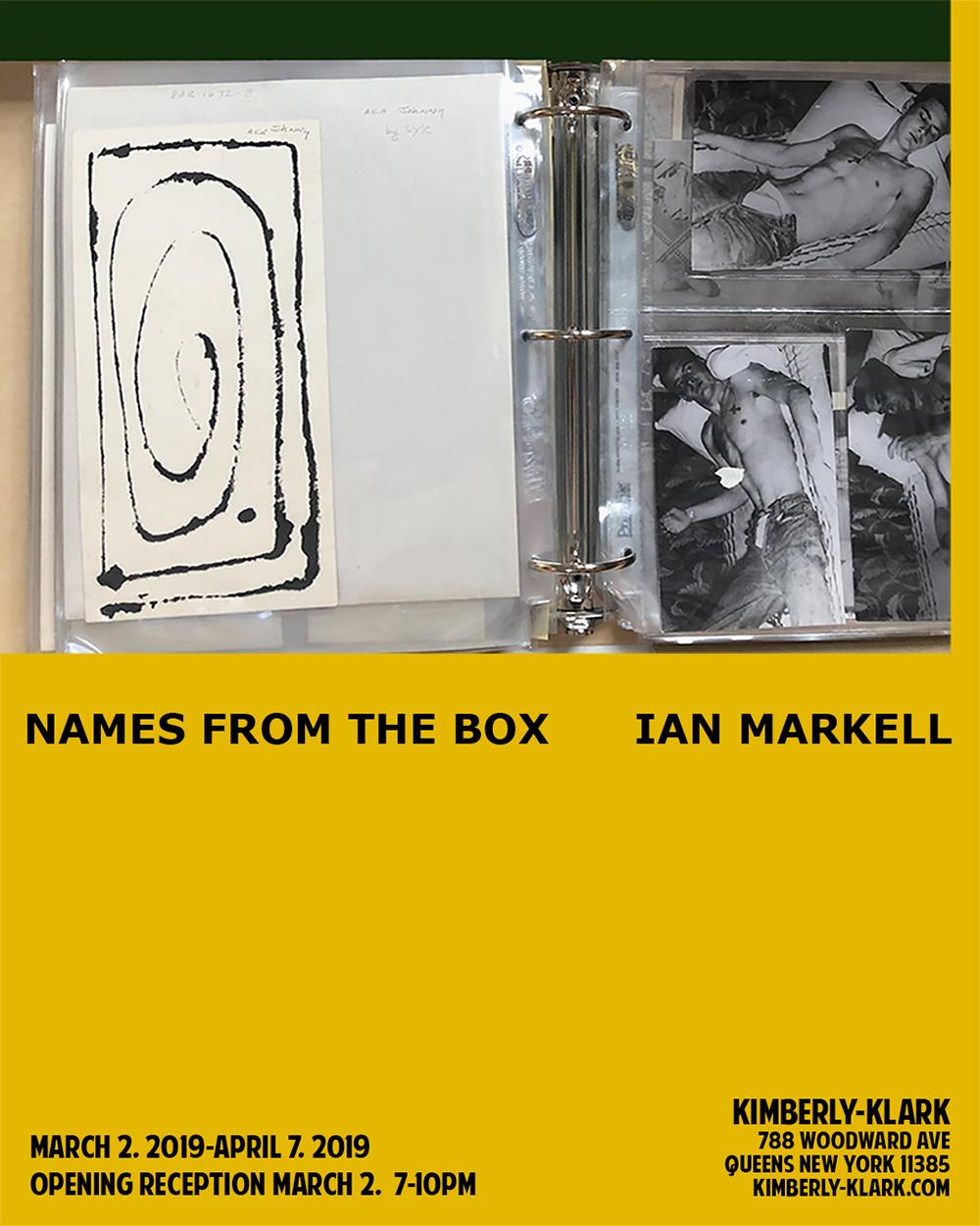 Ian Markell at Kimberly-Klark