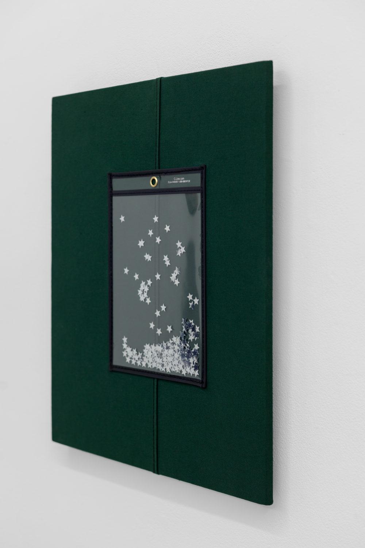 Ian Markell HEDY, 2019 - Names from the Box at Kimberly-Klark Gallery